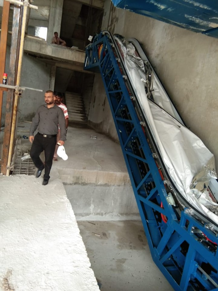 Fantom Mall Islamabad Escalators Project